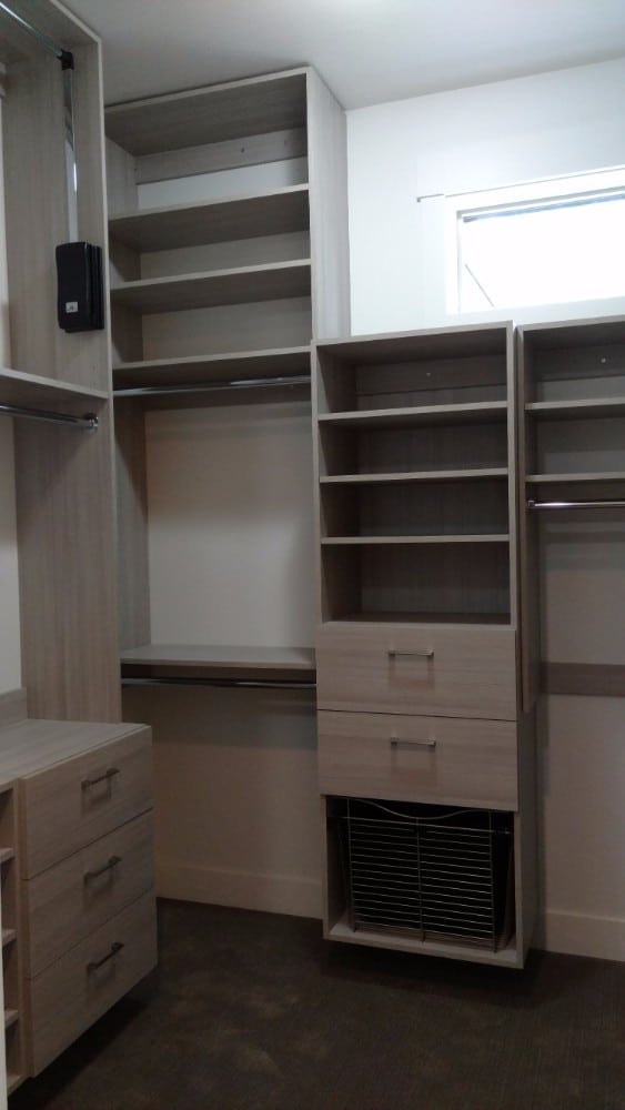 Custom Closets In Coeur D Alene